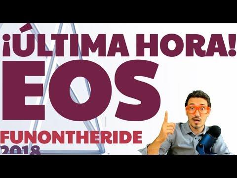 ¡ÚLTIMA HORA! – EOS – FunOntheRide
