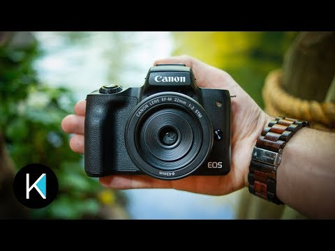 Canon EOS M50 Review – BEST MIRRORLESS CANON SO FAR!