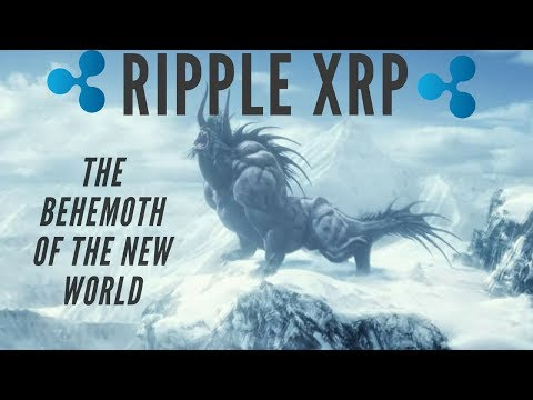 Ripple XRP – The Behemoth of Cryptocurrency