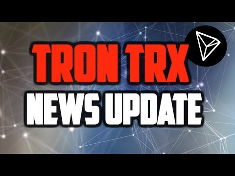 TRON TRX Mainnet Launches in 4 Days! More TRX Partnerships!