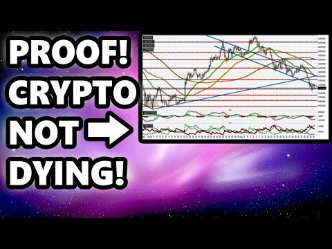 PROOF CRYPTOCURRENCY IS **NOT** DYING | Prices Bottoming Out ? | Altcoins. and Bitcoin.