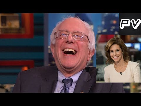 MSNBC Host & Neo-Libs Go After Bernie Sanders For Calling Out Jeff Bezos