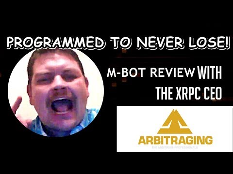 Crypto Intelligence Report: i'M iN? ARBITRAGING MBot Review #cryptocurrency #altcoins #ethereum