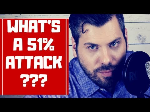 What's a 51% Attack? Cryptocurrency Talk