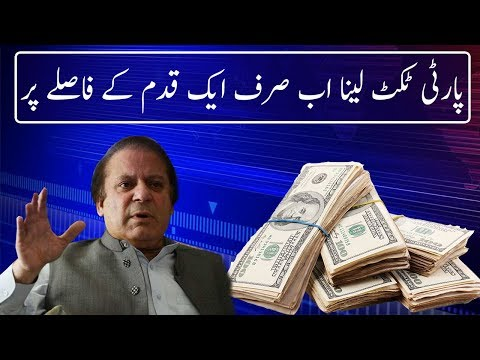 How To Get PMLN Party Ticket?  | Neo News