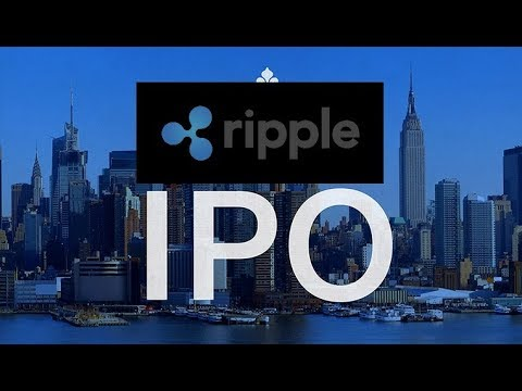 Will Ripple Go PUBLIC ??? IPO Time ???