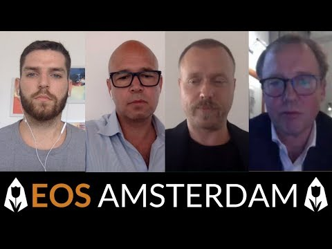EOS AMSTERDAM INTERVIEW | EOS BP CANDIDATES