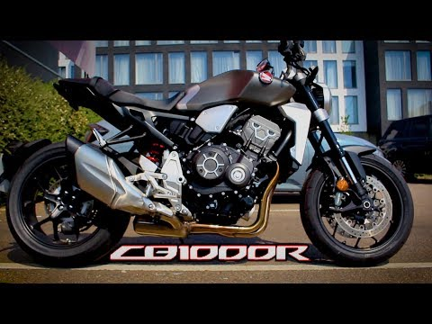 NEW CB1000R NEO SPORTS CAFE 2018 – Test ride/Thoughts