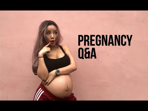 TOUGHEST PART OF BEING PREGNANT – Q&A | Naomi Neo