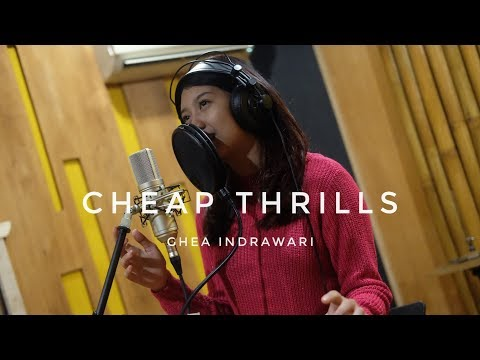 GHEA INDRAWARI – CHEAP THRILLS (COVER) || SIA
