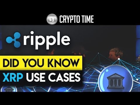 Did you know RIPPLE (XRP) will be used for THIS?