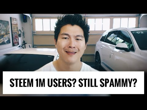 Steem – 1M Users? – Is Steemit Actually Working?