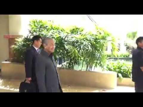 """Saya tak ada banyak masa, Banyak kerja perlu saya buat""~ Tun Dr Mahathir"