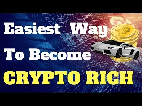 Easy Way To Become A Cryptocurrency Millionaire Rich – The Truth