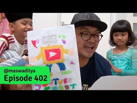 Ada Super Robot Youtube – Review Lomba Kreasi Superhero HUT Acan ke 8 – Part 4 (4/4)