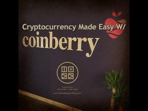 Cryptocurrency Made Easy With Coinberry