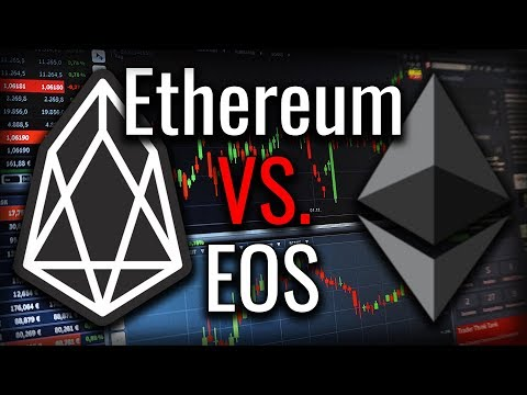 EOS: Will Mainnet Launch Cause Ethereum To Crash?