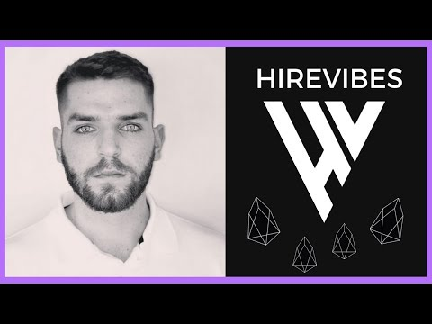 What Is HIREVIBES? | Get Hired Via The EOS Blockchain