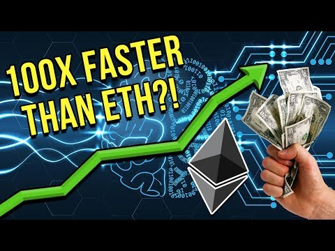 100x Faster Than Ethereum! – Is this Crypto Better than ETH? – GoChain CryptoCurrency Review