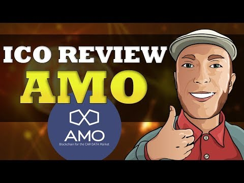AMO ICO Review – Can AMO Compete With IOTA in Vehicle Data Tracking?