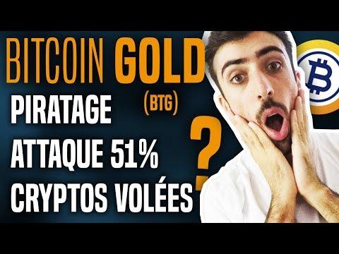 Bitcoin Gold : Attaque des 51%, piratage, cryptos volées ?!