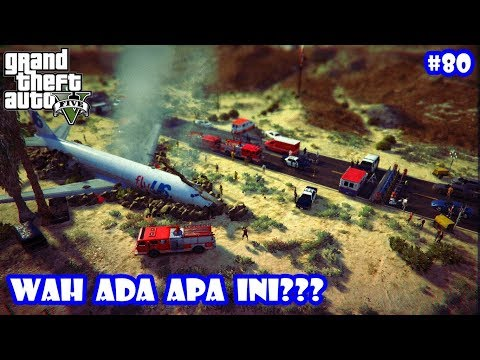 Wah Ada Musibah #80 – GTA 5 Real Life Mod Indonesia