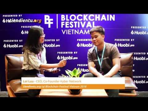 CEO Lưu Lợi tiết lộ tương lai của Kyber Network – CoinCafe