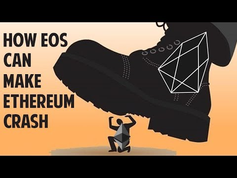 How EOS can make Ethereum crash (& the market)