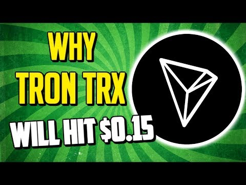 Tron (TRX) what will happen? Tron (TRX) price prediction after main net (HOT UPDATE)