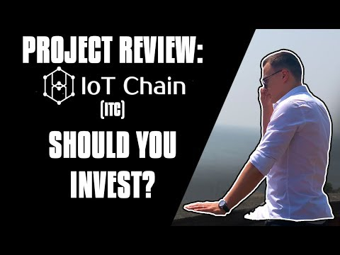 IOT Chain (ITC) Crypto Project Review | $4000+ Contest?? (WATCH TILL THE END)