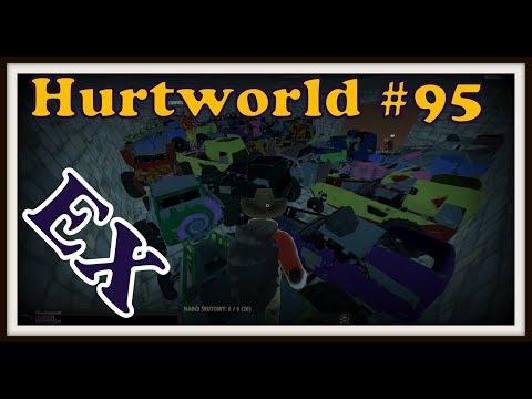 Hurtworld #95 – Utylizacja baz STX Part.1 / w [Ex]