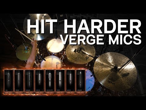 Hit Harder | Verge Mics