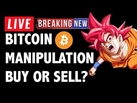 CRYPTO: BITCOIN MANIPULATION?! CRYPTOCURRENCY,LITECOIN,ETHEREUM,XRP RIPPLE,TRON TRX,ADA,EOS,BTC NEWS