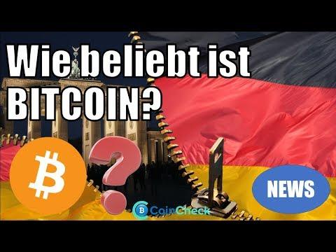 Bitcoin als Geldanlage? Das denkt Deutschland über Bitcoin & andere Kryptowährungen! EOS in Gefahr?
