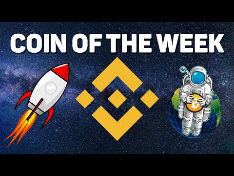 Coin of the Week – Binance Coin BNB – Detailed Analysis