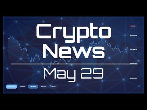 Crypto News May 29: EOS Bugs, Verge Under Attack?, 2k Nebulas Dapps