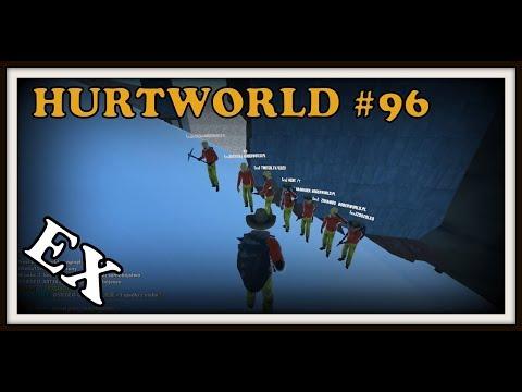 Hurtworld #96 – Mordka STX'ów sina, bazy lecą jak z domina [Part.2] / w [Ex]