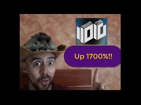 {Binary coin} Up 1700% OMG!