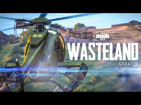 Arma 3 Wasteland Stratis #36 | O clan que falava demais