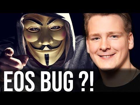EOS 'Epic' Vulnerability? Programmer Explains.