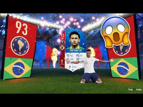 OMG RONALDO IN A PACK!!? – 1,000,000 COIN FIFA 18 WORLD CUP PACK OPENING!!?
