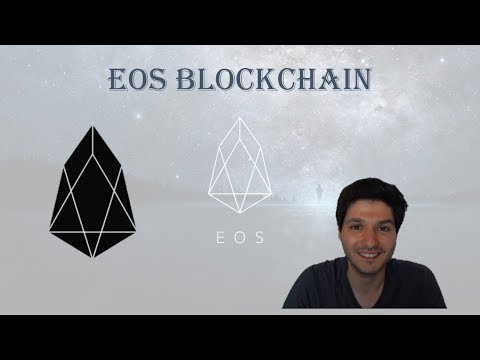 ما هو تأثير إنطالقة بلوكشين EOS على Ethereum  والماركة ؟