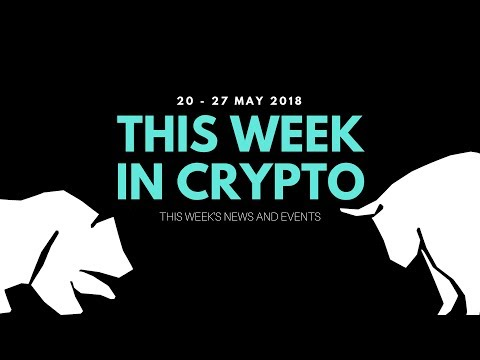 XVG, BTG 51% Attacks, DOJ Investigates Crypto, & More – This Week In Crypto