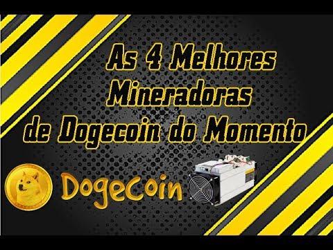 As 4 Melhores Minerados de Dogecoin do Momento