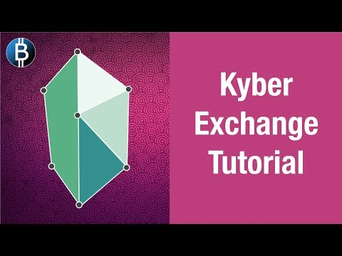 The COMPLETE Kyber Exchange Tutorial & Review ? Our Favorite Decentralized Exchange! ?