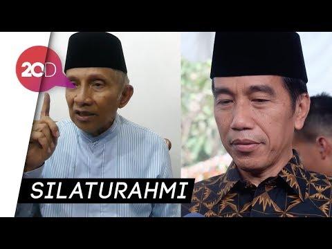 PAN: Tidak ada Perpecahan Jokowi-Amien