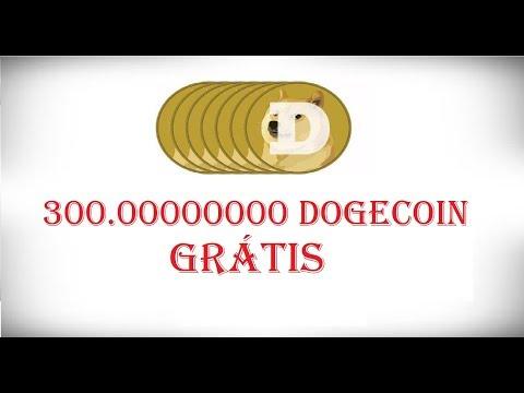? Ganhar 300.00000000 DOGECOIN para investir!