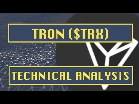 Tron ($TRX) Live presentation was a fail, down to 600? – 31 may 2018