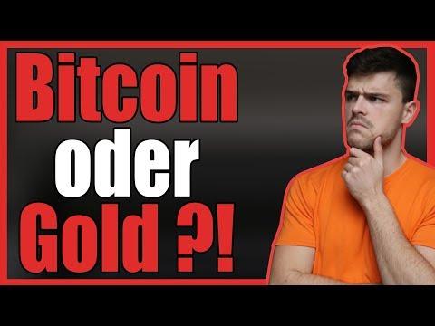 Wird Gold durch Bitcoin ersetzt als sicherer Hafen in Krisenzeiten?