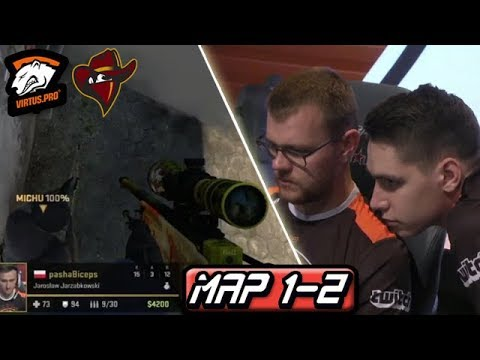 Pasha & Michu Inferno Boost Tactics! Neo Mac-10 Run & Spray 3k! Virtus.pro Highlights VS Renegades